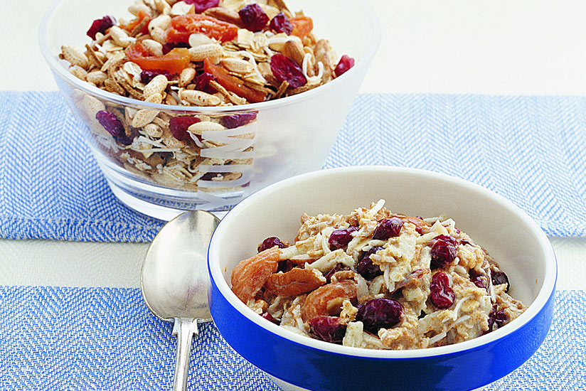 Craisins Dried Cranberries Breakfast Mix